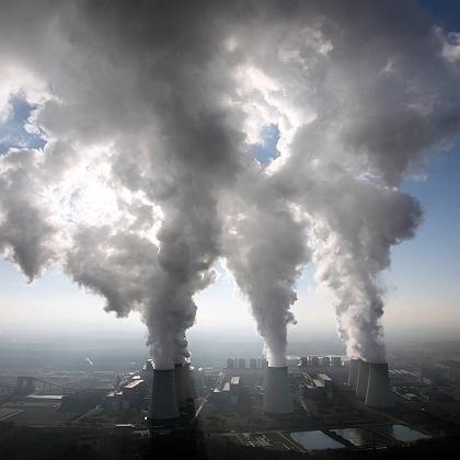 Einigung: Der CO2-Ausstoß soll deutlich sinken - allerdings erst mittelfristig