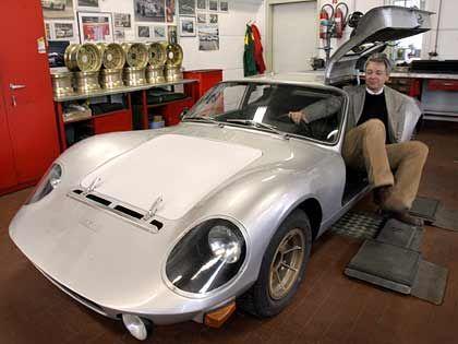 Blickfang auf ostdeutschen Straßen: Nur 80 Modelle existieren noch vom RS 1000