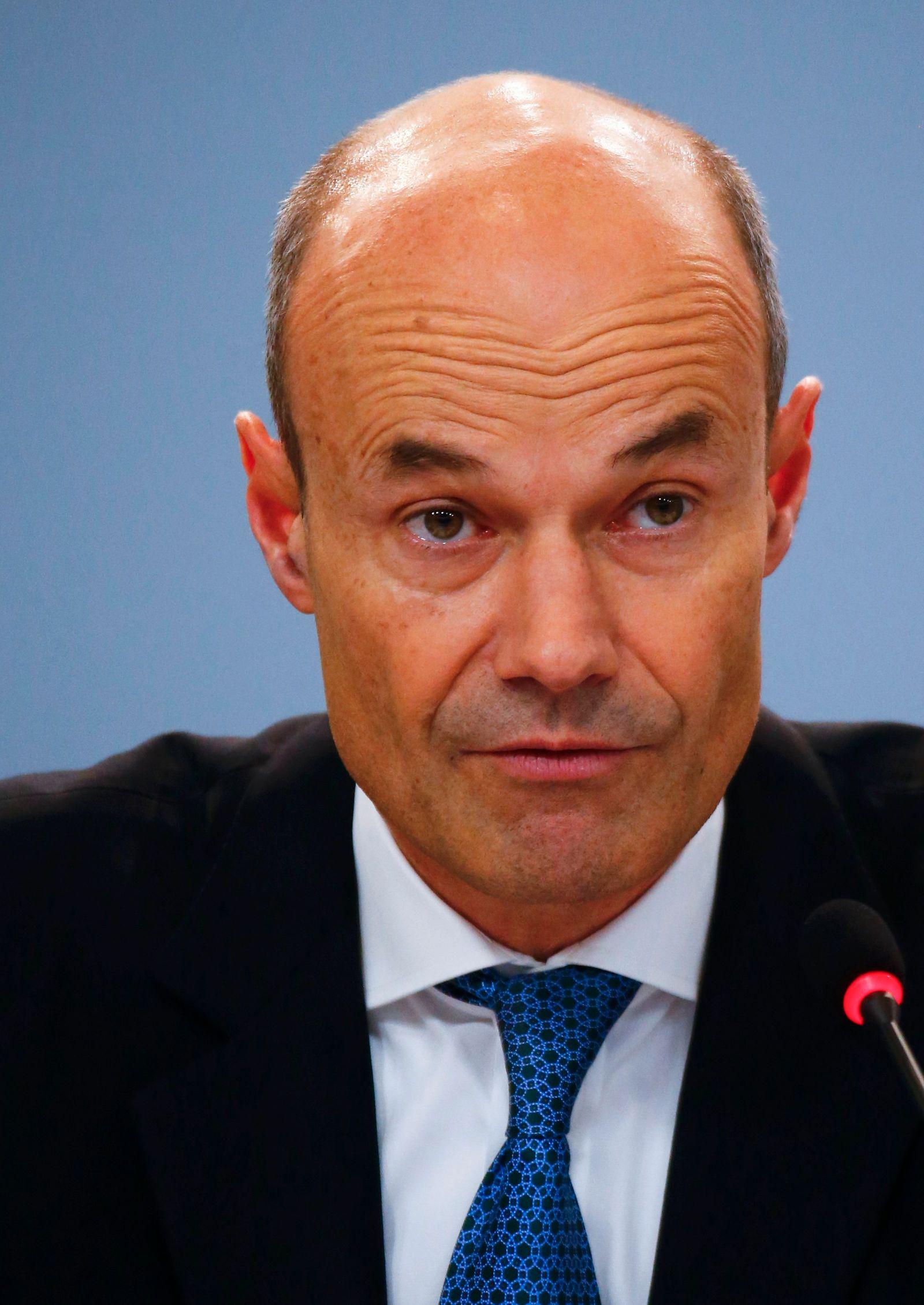Deutsche Bank CFO Marcus Schenck