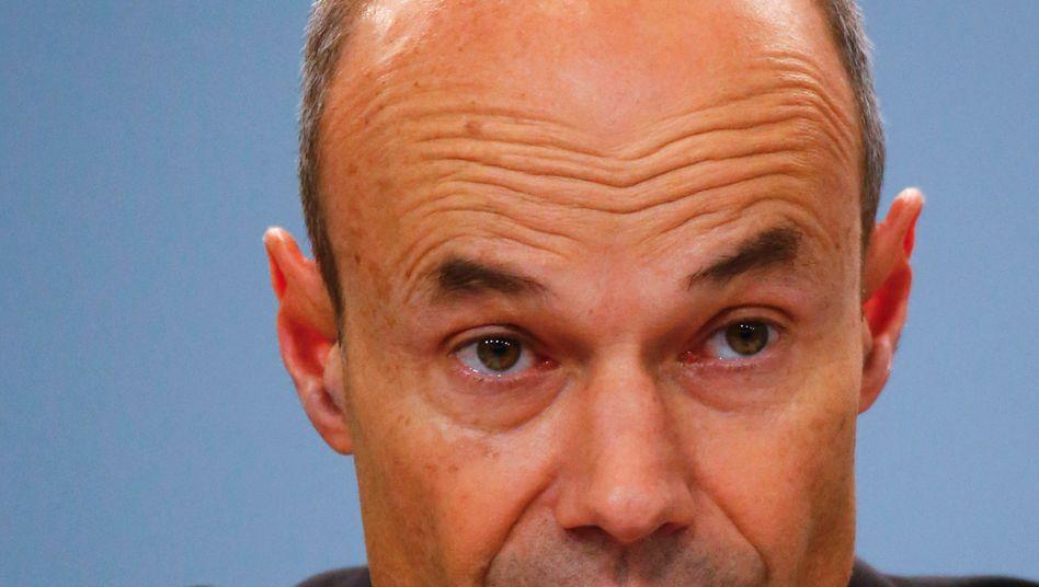 Deutsche-Bank-Finanzvorstand Marcus Schenck