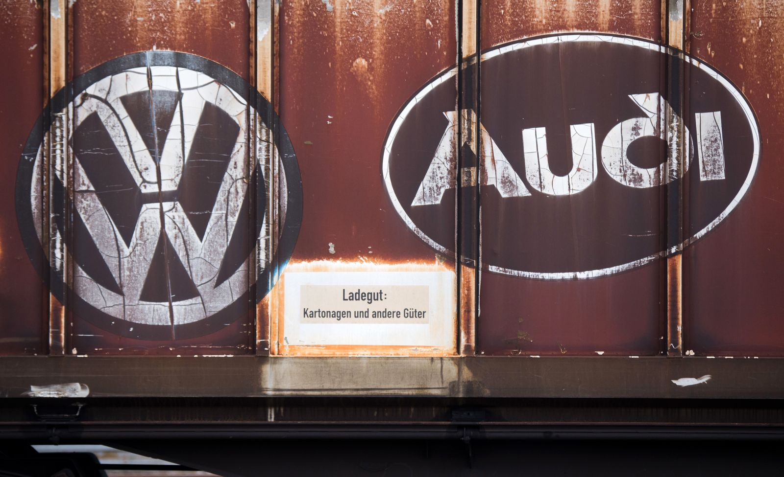 Volkswagen und Audi