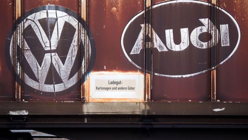 Noch immer vom Abgasskandal belastet: Volkswagen und die Konzerntochter Audi.