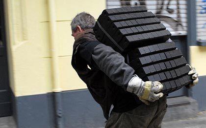 Ungewisse Zukunft: Vielen Kohle-Kumpeln droht die Entlassung