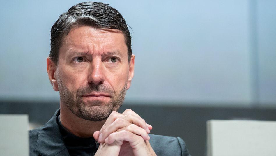 Kasper Rorsted: Schafft es der forsche Adidas-Chef auch in den Siemens-Aufsichtsrat?