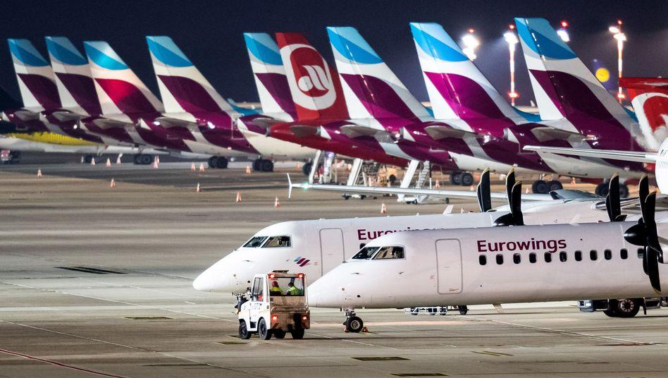 Eurowings: Der Chef der Lufthansa-Tochter, Thorsten Dirks, gerät zunehmend mit Lufthansa-Chef Spohr aneinander