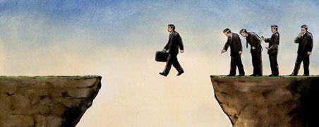 Falsch verstandene Courage: Manchmal wird aus Mut purer Leichtsinn