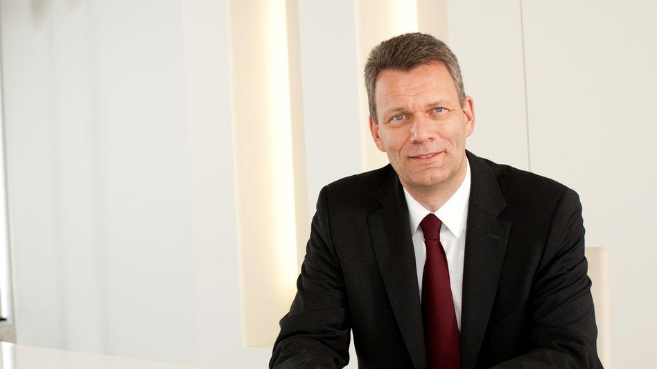 Neuer Mann: Aufsichtsratschef Klaus-Dieter Maubach übernimmt den CEO-Job