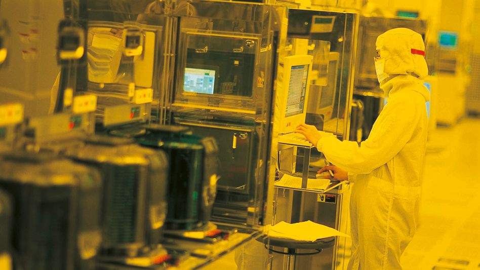 TSMC: Der taiwanische Chiphersteller verblüffte kürzlich mit einem der größten Investitionsbudgets aller privaten Unternehmen der Welt