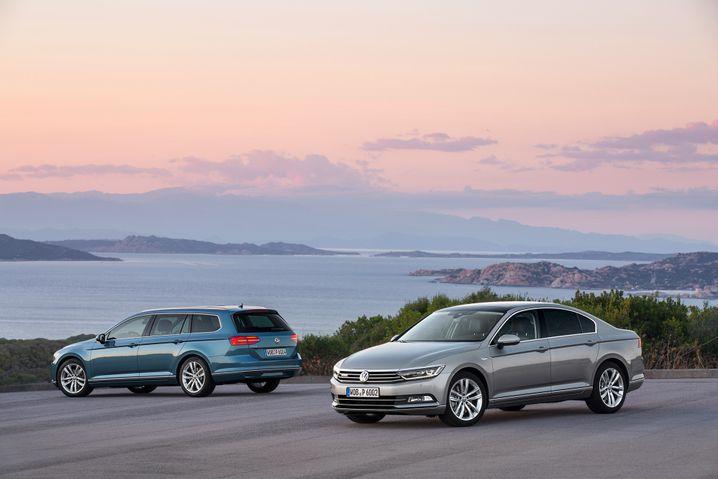 Neuauflage des Passat: VW zielt mit edleren Materialien und neuen Assistenzsystemen Richtung Oberklasse