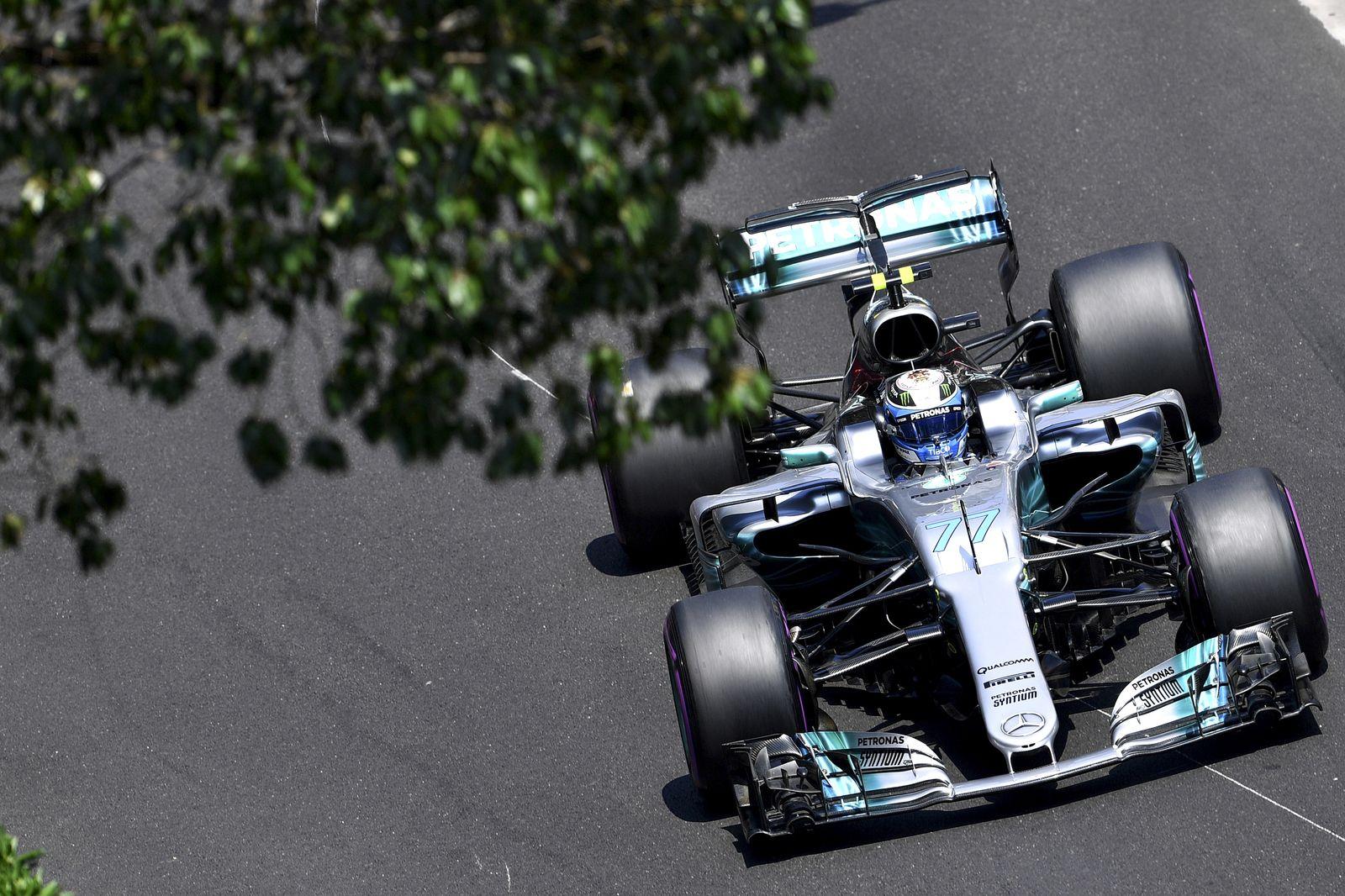 Formel 1/ Mercedes/ Klima