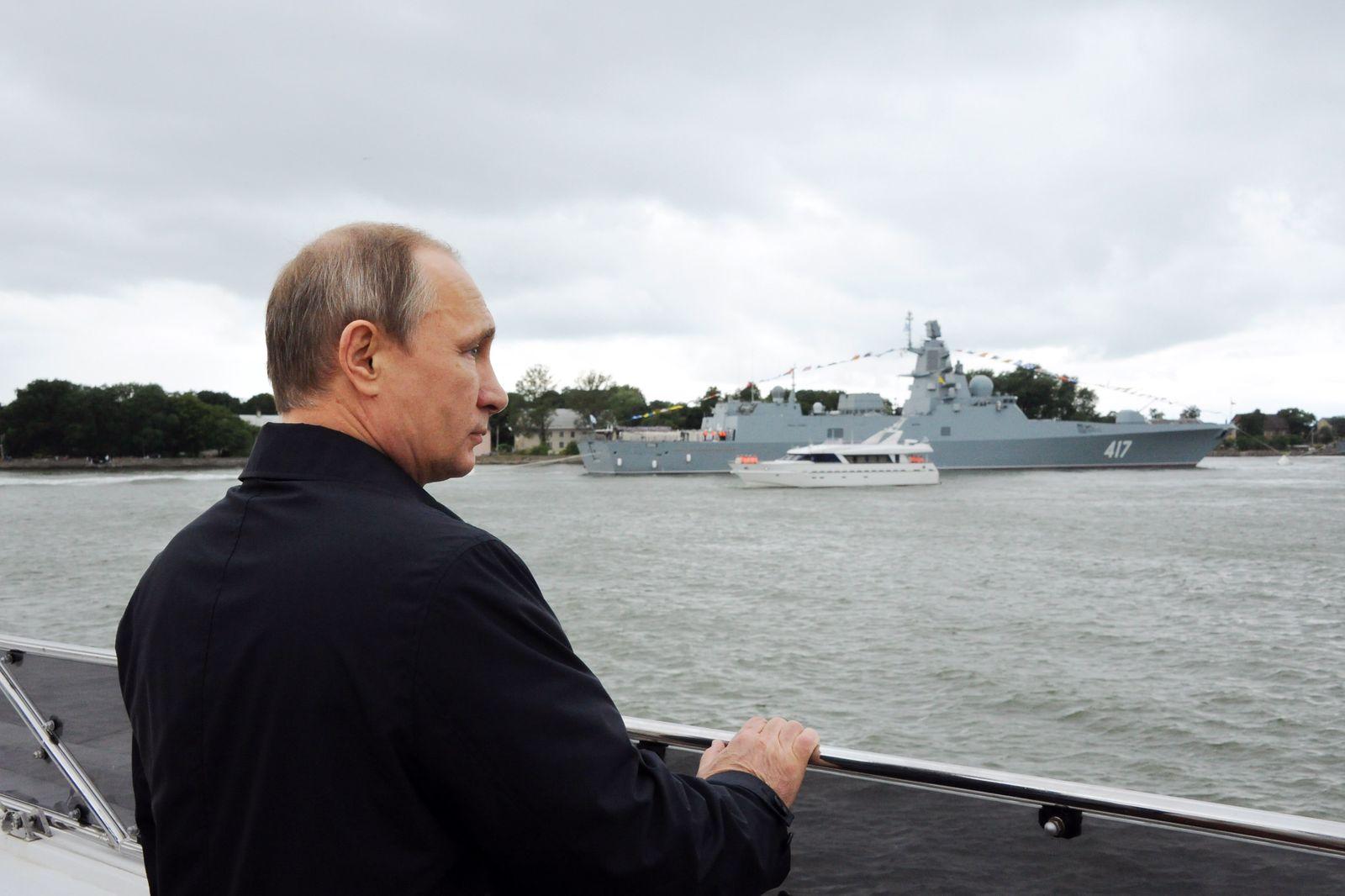Russland, Putn, Kriegmarine
