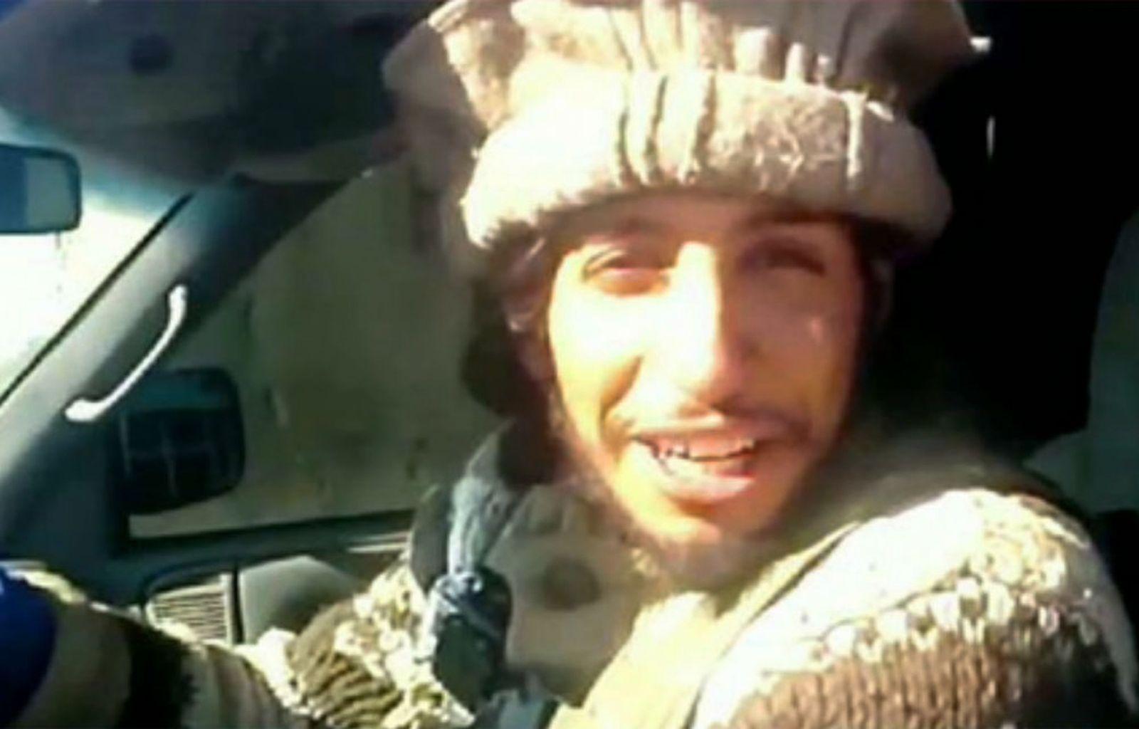 Belgische Terroristen/ Abdelhamid Abaaoud