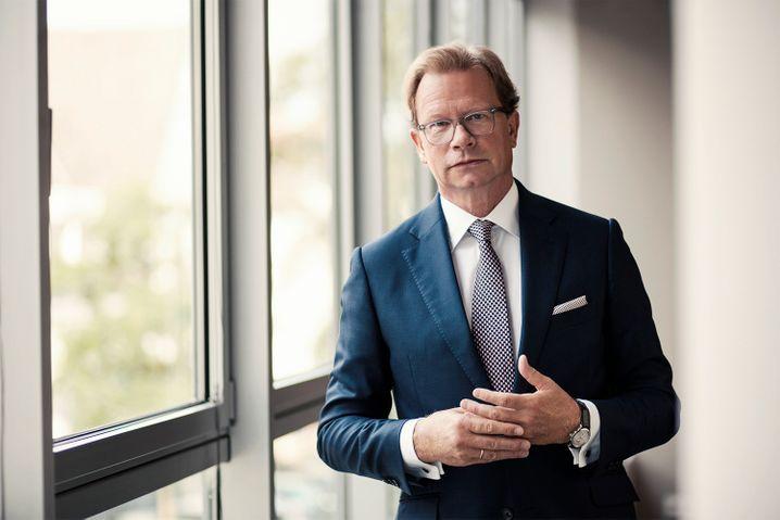 Egbert Deekeling, Unternehmensgründer und Senior Partner der PR-Beratung Deekling Arndt Advisors