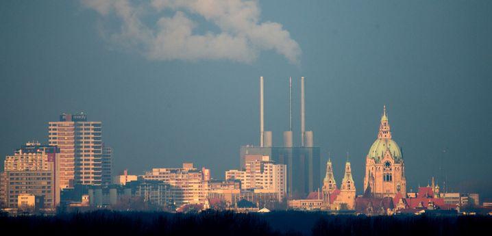 Stadtansicht von Hannover: Niedersachsens Hauptstadt ist nicht ganz so abhängig von dem einen großen Konzern