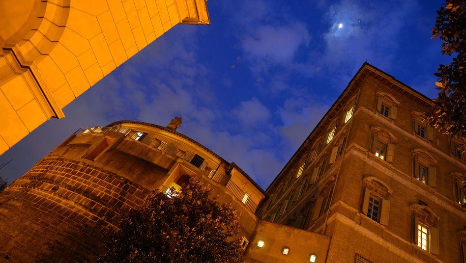 """Zentrale der Vatikanbank: Das """"Institut für religiöse Werke"""" (IOR) steht seit Jahren im Zwielicht"""