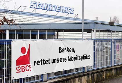 Käufer gesucht: Der insolvente Autozulieferer Stankiewicz. Die Goldman-Sachs-Beteiligung HP Pelzer könnte zugreifen.