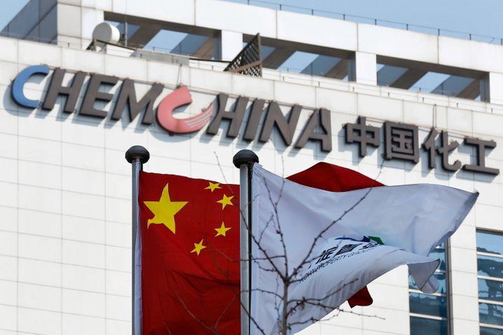 ChemChina: Der chinesische Raffineriebetreiber senkt wie andere Branchenschwergewichte auch seine Produktion