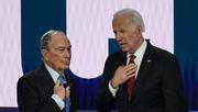 Mike Bloomberg unterstütztJoe Bidenmit 100 Millionen Dollar