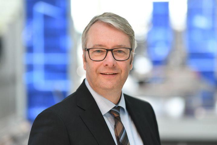 Stefan Sommer, VW-Konzernvorstand für Beschaffung und Komponente