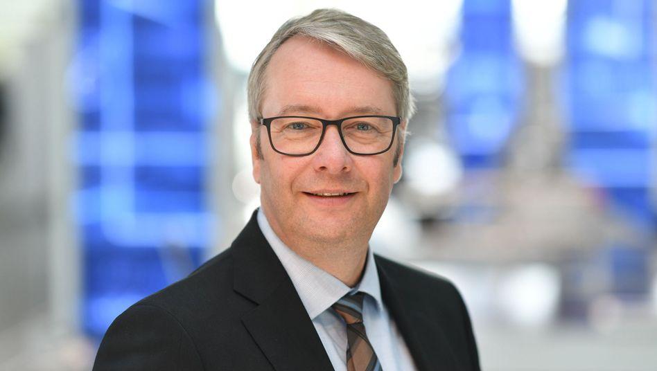 """""""Volkswagen muss die Partner stärker unterstützen"""", sagt Stefan Sommer, Einkaufsvorstand bei Volkswagen (Bild Archiv)"""