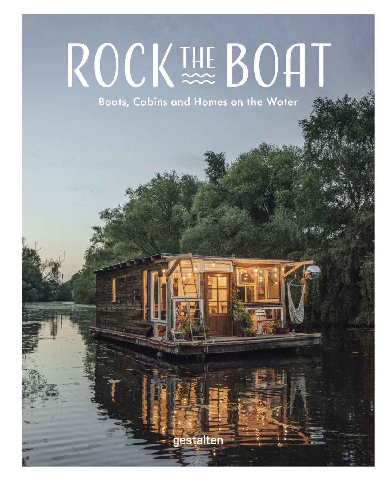 COVER Buch Rock the Boat gestalten 2017