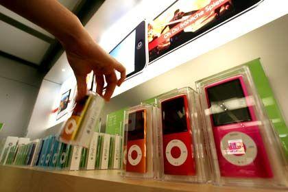 iPod Nano: Erfolgsformel scheint auch in der Krise zu wirken