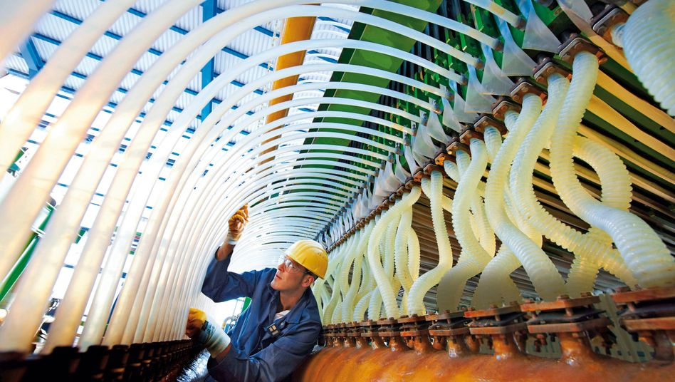 Chlorproduktion von BMS in Brunsbüttel: Massengeschäft mit großem Konjunkturrisiko