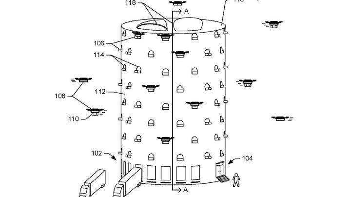 Amazons Drohnen-Flugplatz: Die Zukunft der Paketlieferung liegt in der Luft