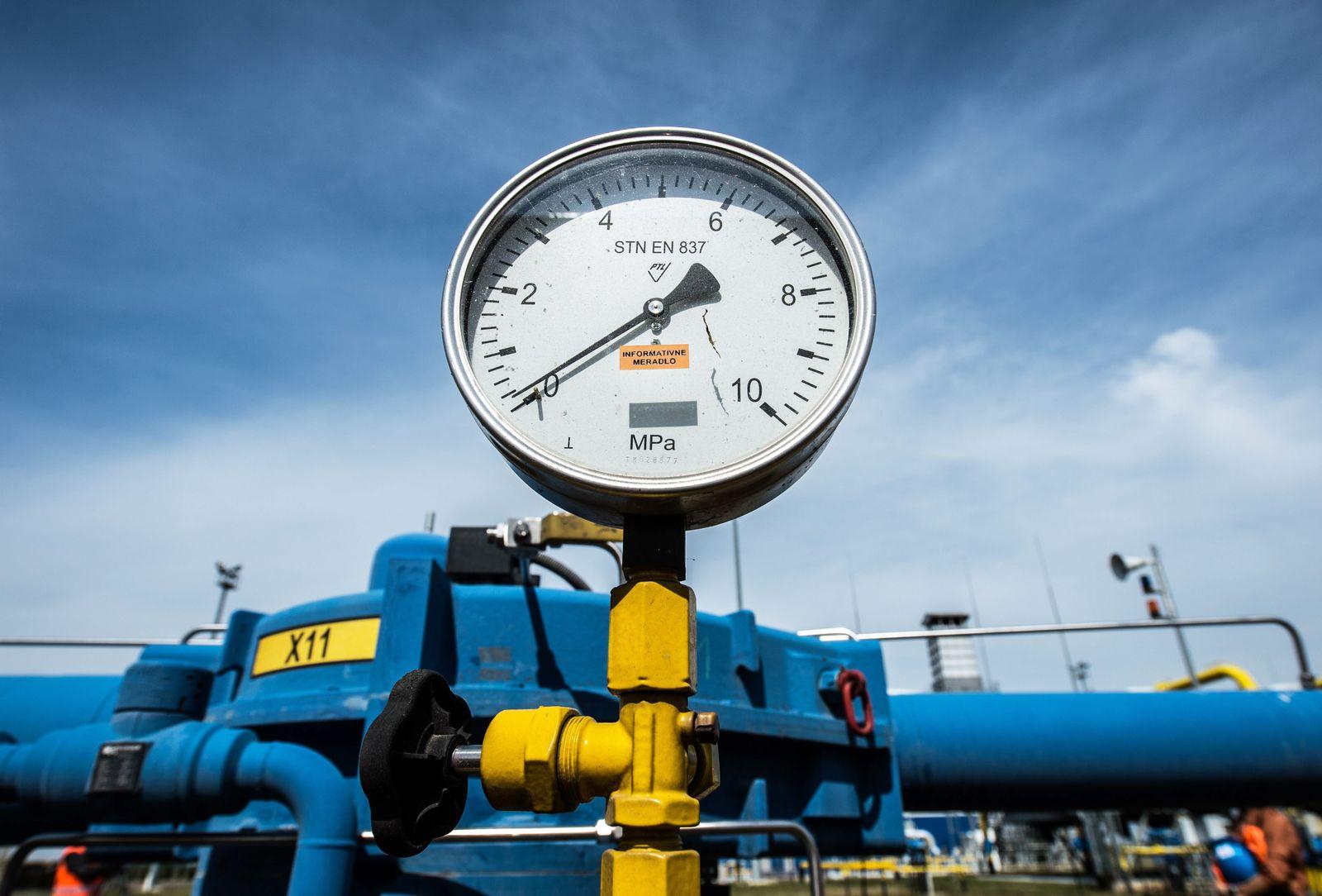 Slowakei / GAs / Energie