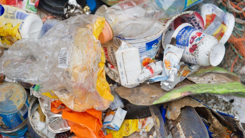 Plastik: Konzerne suchen mit Allianz nach Strategien, unkontrollierte Entsorgung von Plastik zu vermeiden