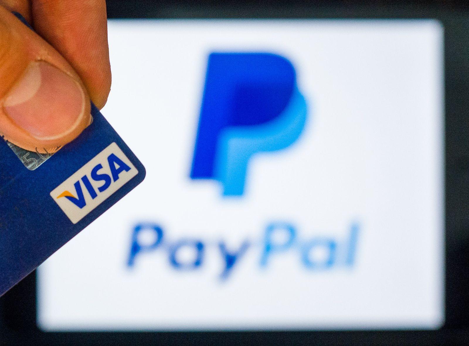 Paypal schließt Partnerschaft mit Visa