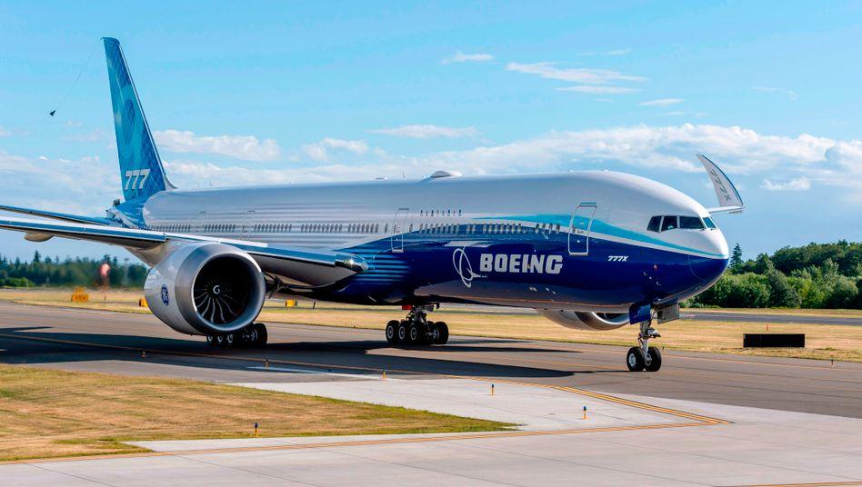 Mit dem neuen Langsteckenflugzeug 777X von Boeing wollen einige Airlines ihre Kabinenausstattung überarbeiten
