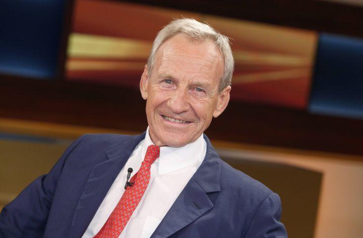 Herbert Henzler: McKinsey-Chef in Deutschland von 1985 bis 1999
