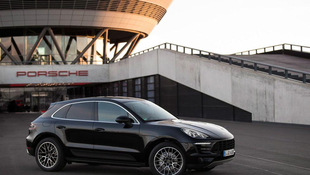 Porsche Macan: Spurtstarker kleiner Bruder