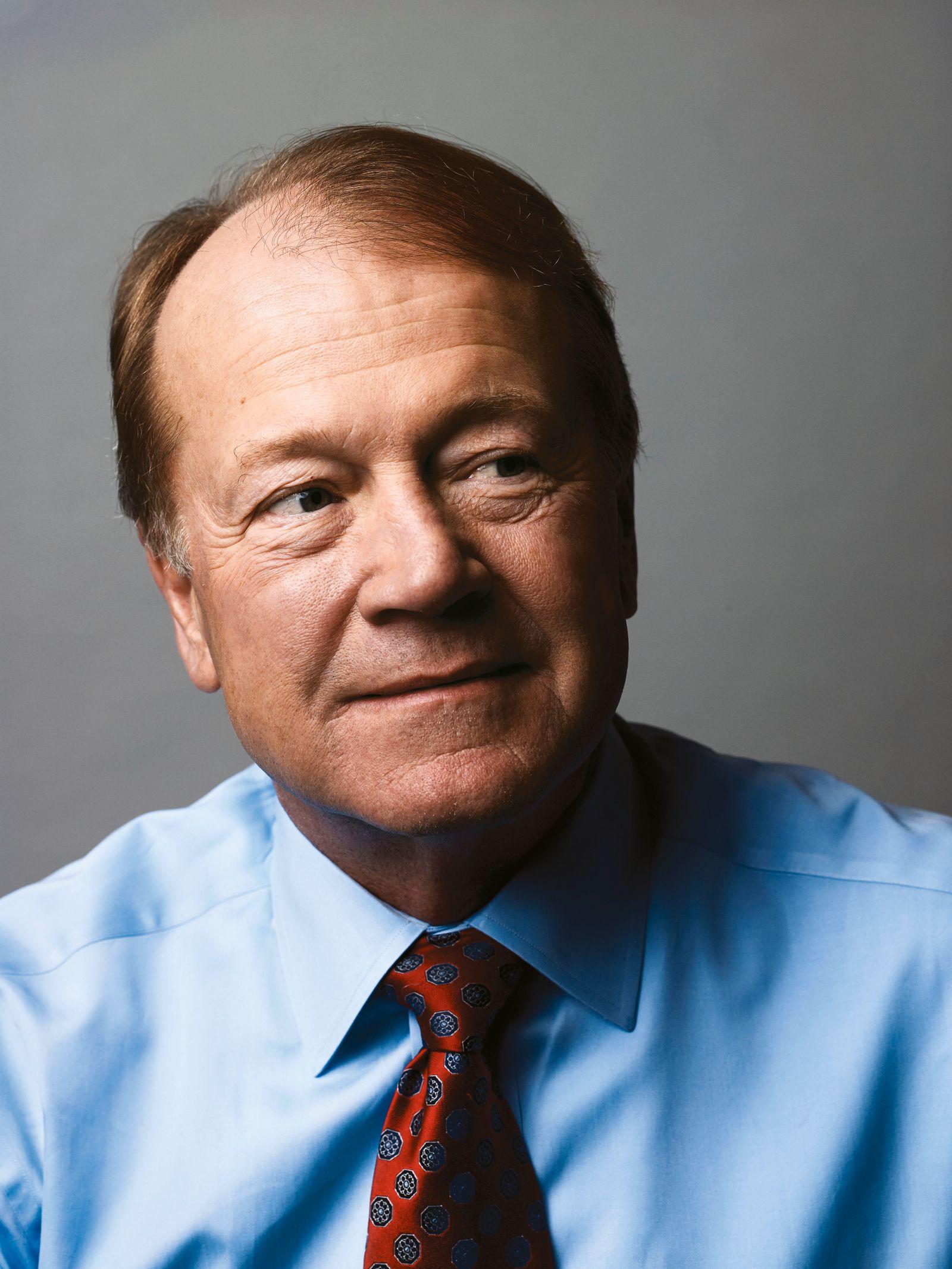 John Chambers, CEO Cisco