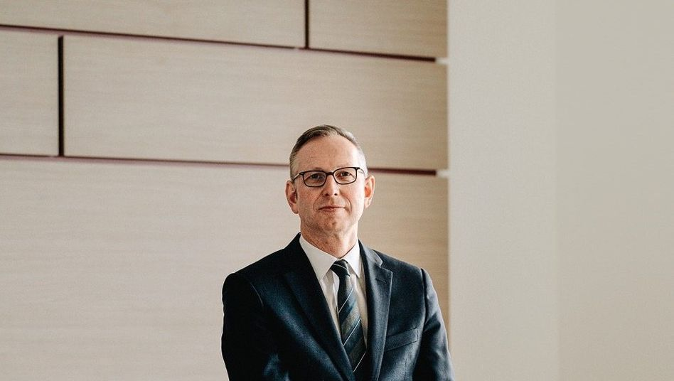 Professor Algorithmus: Seit zwei Jahren ist Nils Stieglitz Präsident der Frankfurt School of Finance & Management. Er richtet die private Hochschule auf Zukunftsthemen wie Blockchain und künstliche Intelligenz aus.