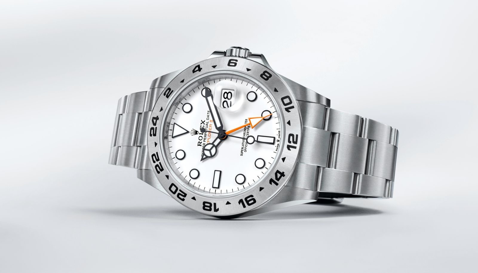 Oyster Perpetual Explorer II