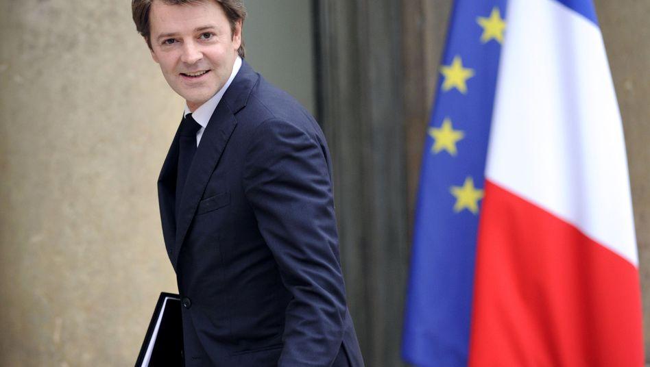 """Frankreichs Finanzminister Baroin: """"Wir haben alle Elemente für eine Einigung beisammen"""""""