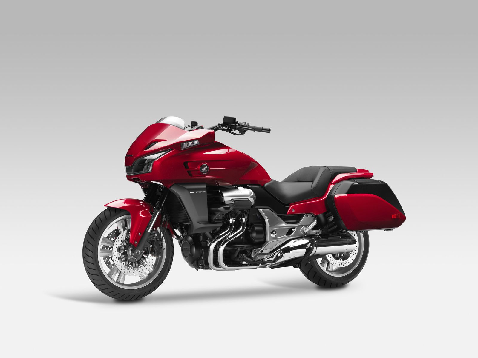 EINMALIGE VERWENDUNG Honda CTX 1300: NeuerCruiser für große und kleine Touren
