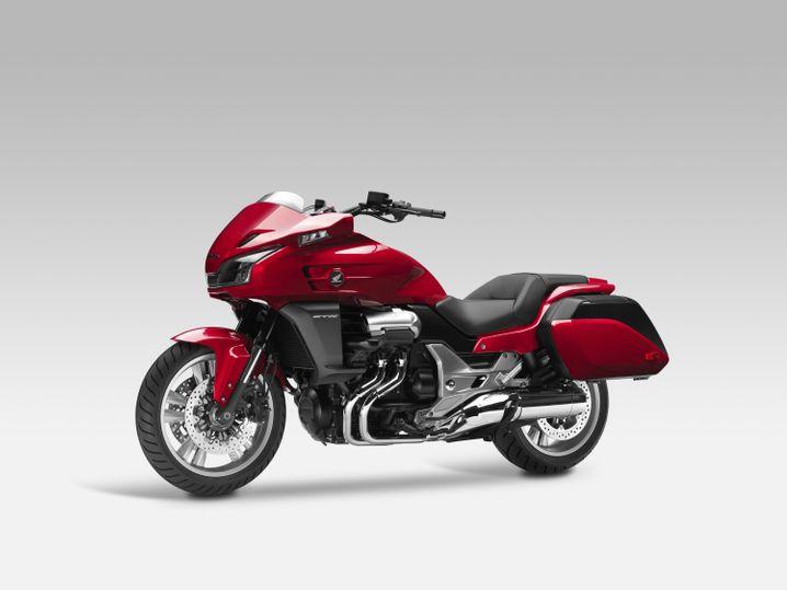 Reisemotorrad mit Alltagsqualitäten: So ordnet Honda seinen neuen Cruiser CTX 1300 ein