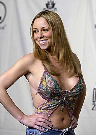 Nicht mehr hip, aber reich: Ex-EMI-Star Mariah Carey