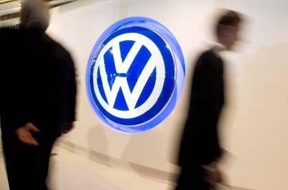 Investiert in Lateinamerika: Volkswagen in Brasilien