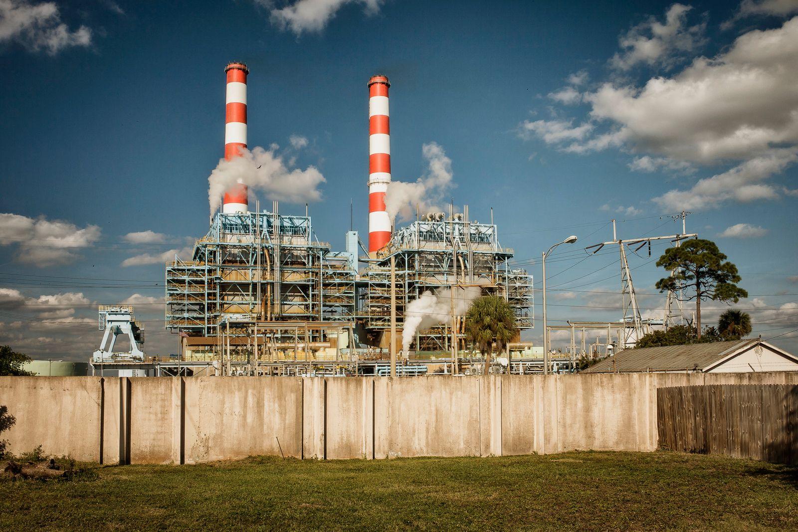 NICHT MEHR VERWENDEN! - Energieversorger in Florida, USA / Stromversorger