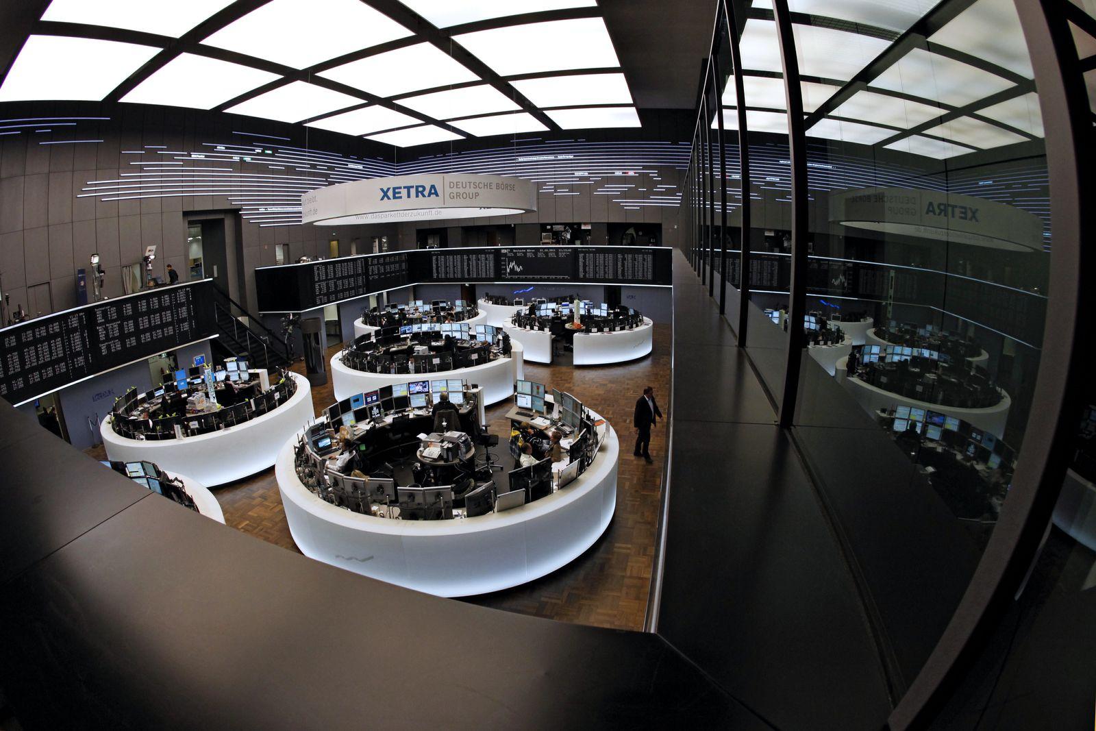 NICHT VERWENDEN Börsen / Finanzen / Aktien / Börse Frankfurt
