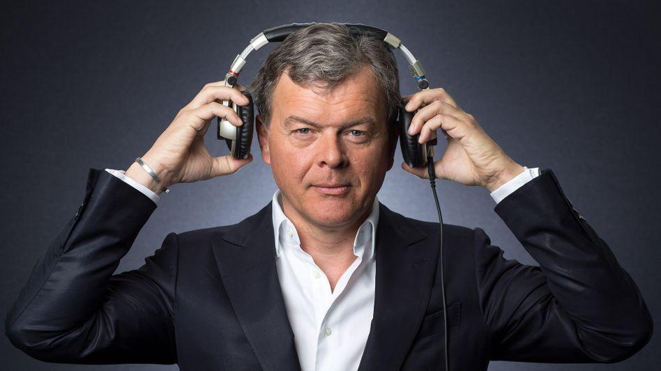 "Deezer-CEO Hans-Holger Albrecht: ""Trau dich was!"""