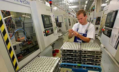 """Siemens-VDO: """"30 oder 40 Prozent an die Börse bringen"""""""
