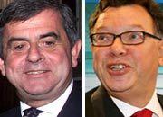 Jean-Francois Théodore und Reto Francioni: Die Chefs von Euronext und Deutscher Börse werden die Fusionsverhandlungen in den kommenden Tagen beginnen, heißt es