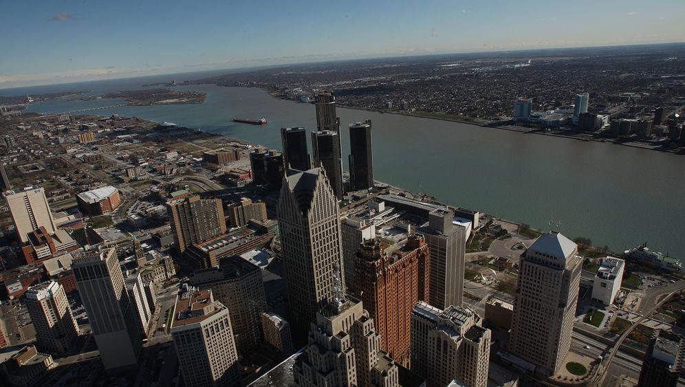 Gefährlicher Niedergang: Detroit in Angst vor dem Notverwalter