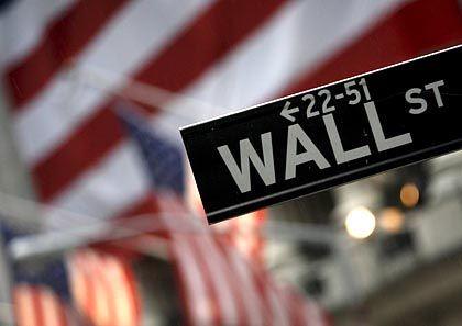 Blick zur Wall Street: Am Abend ziehen die Aktienindizes deutlich an.