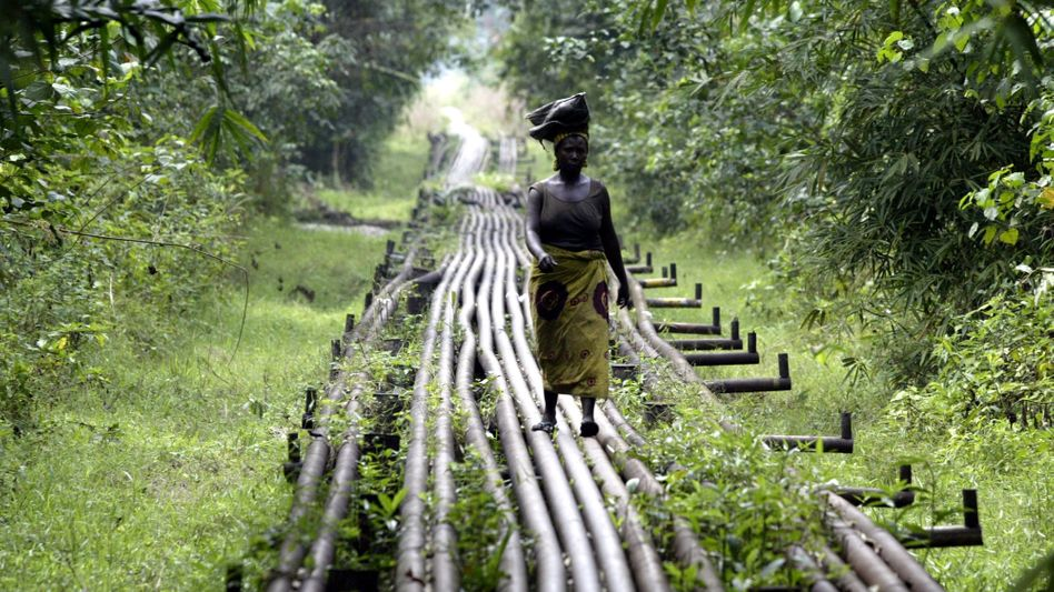 Öl aus Nigeria: Wertvoll und umkämpft